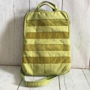 Lug Crossbody Laptop Carry On Bag
